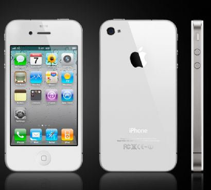 iPhone 4 bianco in Primavera, apripista di iPhone 5?