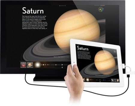 Accessori iPad 2: dock, cavo HDMI e Smart Cover