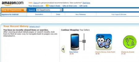 Amazon App Store sarà diffuso il 22 marzo?