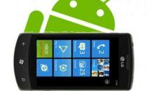 Android e Windows Mobile 7 padroni degli smartphone nel 2015?