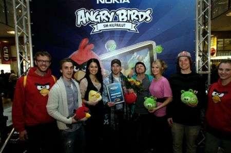 Angry Birds Championship: la sfida dei campioni del gioco mobile
