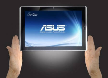 Tablet Asus 3D: Eee Pad tridimensionale autostereoscopico