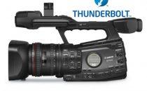 Videocamere Canon con Intel Thunderbolt