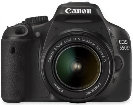 canon EOS 550D 18 55 mm