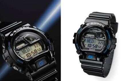 Orologio Casio G-Shock aggiorna il fuso orario via Bluetooth