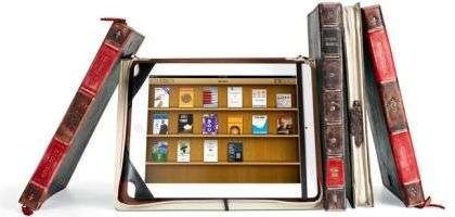 Custodia iPad 2 BookBook: il fascino del vintage