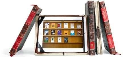 Custodia iPad 2 BookBook: il fascino del vintage