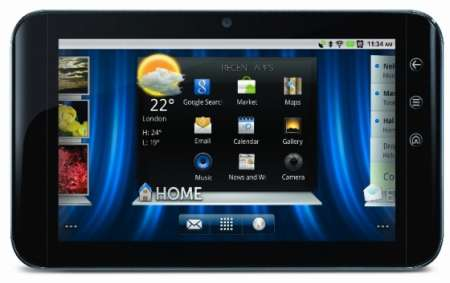 Dell Streak 7 Wi-Fi prezzo del tablet Android