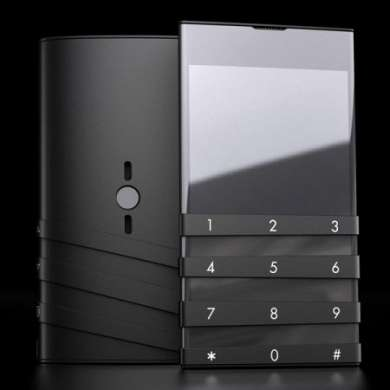 Concept: Elastic Phone plasma la tastiera ai bisogni