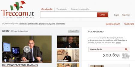 Enciclopedia Treccani online si rinnova, è consultabile gratis