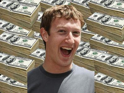 Facebook cresce ancora: vale 65 miliardi di dollari