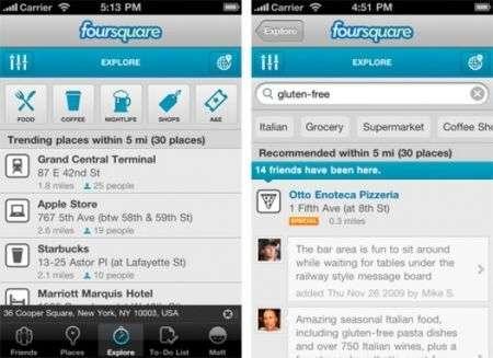Foursquare 3.0: tutte le novità della nuova versione