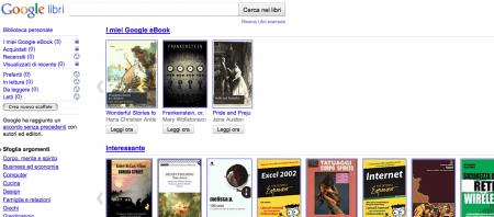 Google Libri: l'accordo con gli editori è a rischio