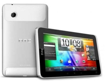 Tablet HTC EVO View 4G video di hands-on dal CTIA 2011