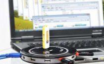 USB: ecco lHUB per i maniaci di periferiche