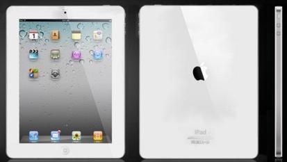 Apple iPad 2 Bianco presente al lancio del 2 marzo?