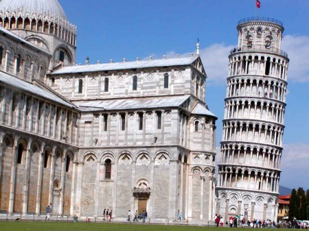 Internet veloce a 448 Gbit al secondo a Pisa!