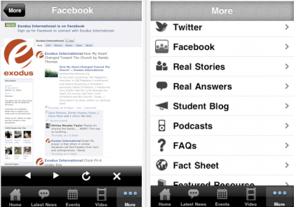 App iPhone omofoba scatena la polemica online