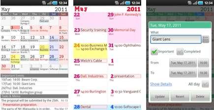 Agenda per Android: Jorte, un'app gratis da scaricare subito