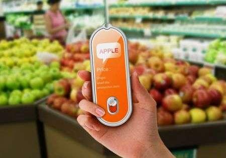 Concept: RFID aiuteranno i ciechi a fare la spesa