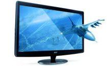 Monitor Acer 3D: ecco i due nuovi modelli