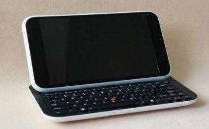 Netbook touchscreen simile a un Nokia N97 gigante!