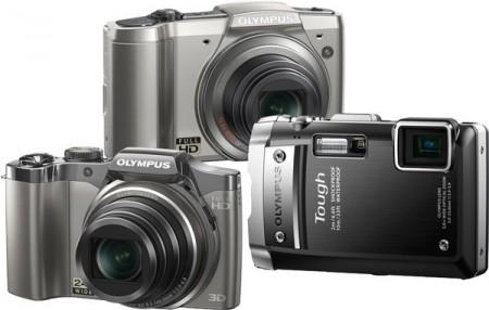 Fotocamera Olympus cattura video Full HD e foto a 16 mpx, simultaneamente!