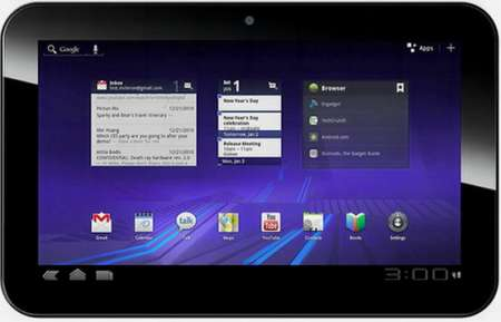 Tablet Android DreamBook ePad con Honeycomb e dual core!