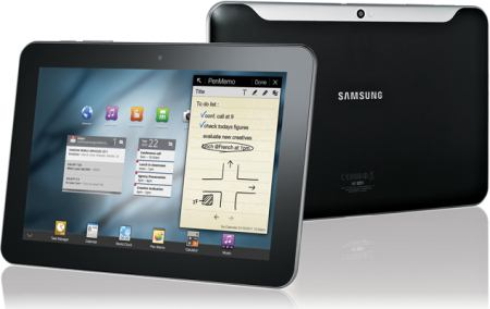 Samsung Galaxy Tab 8.9: ufficiale il nuovo tablet Android