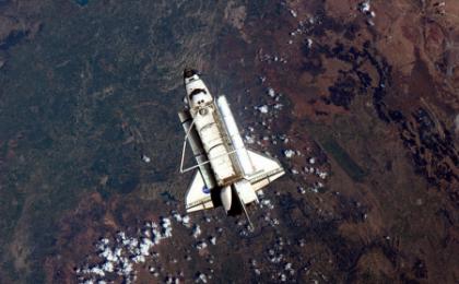 Shuttle Discovery: atterrato senza problemi il nuovo pensionato hi tech