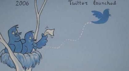Social Media: Storia ed evoluzione a vignette