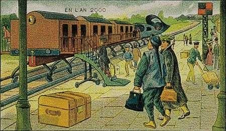 Tecnologie del 2000 come immaginate nel 1910!
