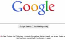 Terremoto in Giappone: allarme Tsunami su Twitter e Google