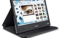NoteBook: Toshiba introduce il secondo schermo USB portatile