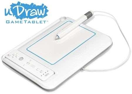 uDraw Game Tablet per Nintendo Wii: prezzi e giochi