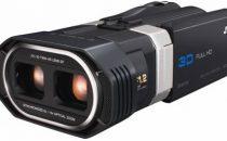 Videocamere JVC 3D per le tue vacanze tridimensionali