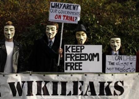 Wikileaks e Julian Assange candidati al Nobel per la Pace 2011