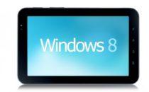 Tablet Windows 8 non prima dellestate 2012