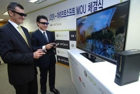 Xbox 360 con 3D integrato, la base perfetta per Kinect?