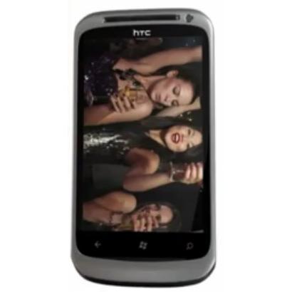 HTC 16MP Windows Phone 7