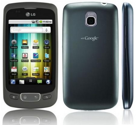LG Optimus One P500 android