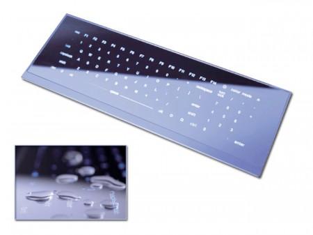 Tastiera PC: in vetro e touchscreen da concept a realtà