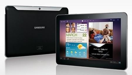 Samsung Galaxy Tab 8.9 Galaxy Tab 10.1