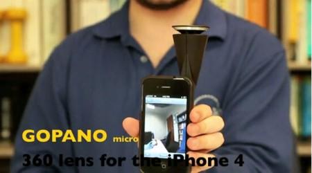 accessori iphone videocamera gopano micro