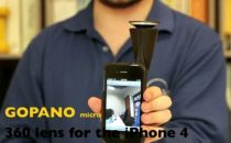 Accessori iPhone: videocamera a 360 gradi GoPano