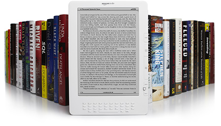 Kindle Store apre i battenti in Germania