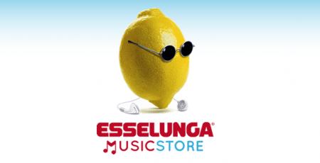 Esselunga MusicStore per acquistare musica o ascoltarla in streaming