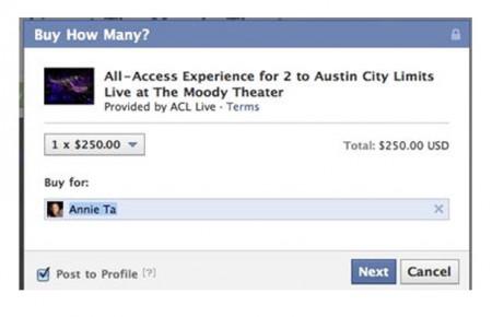 Facebook Deals per acquisti scontati dal social network