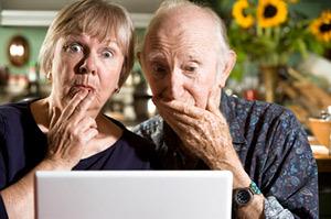 Facebook&Internet ottimo esercizio mentale per gli anziani