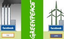 Facebook più verde: Greenpeace esorta allecologia